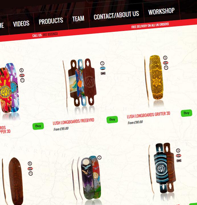 shop-lushlongboard-com