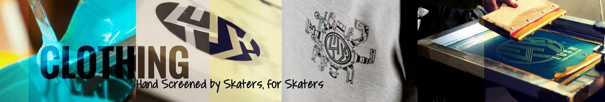 Image: Skate Faster 3/4 Tee