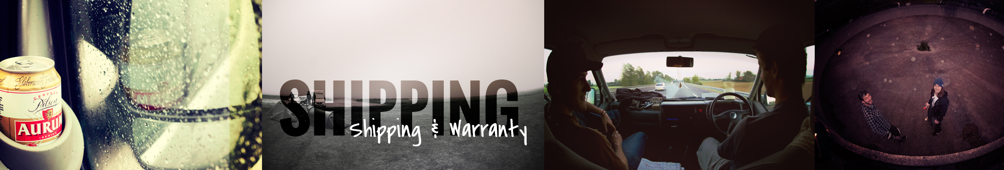 Image: Shipping & Warranty