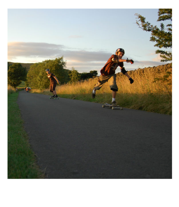 The Summer Sessions ran from 2000 to 2007. Sunset bombing!
