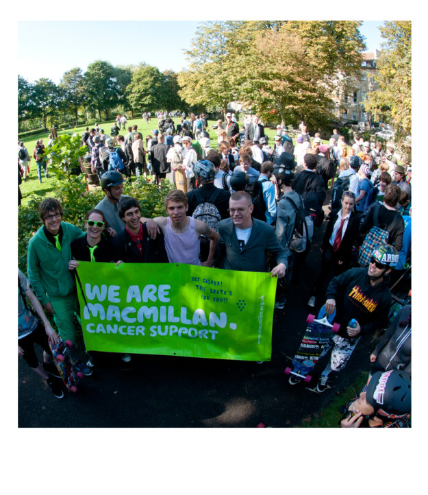 The Bristol Board Meeting has run since 2006, raising money for various UK charities .