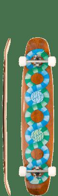 Lush Longboards Legend X-Flex Complete Longboard