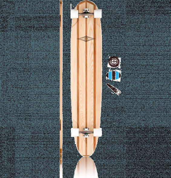 Lush Longboards Kisiwa