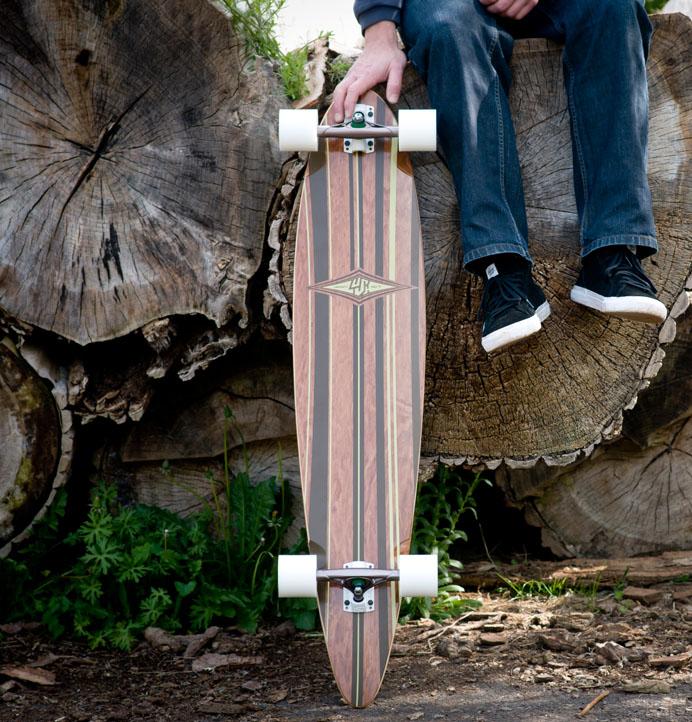 Pintail Longboard Lush Mako