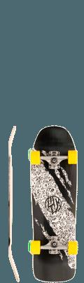 Lush Longboards Dagyr Complete Longboard