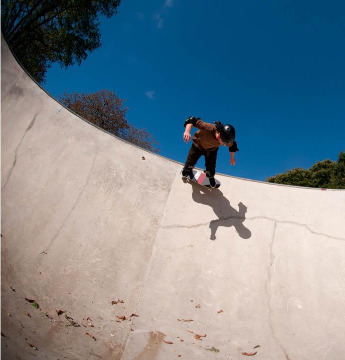 Victoria Park Skatepark Bath