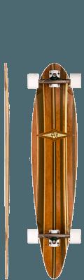 Lush Longboards Mako Complete Longboard