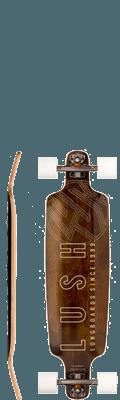 Lush Longboards Samba X-Flex Complete Longboard