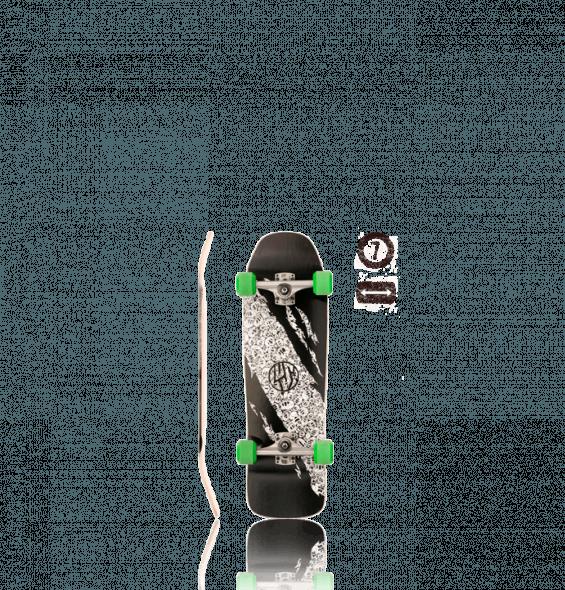 Lush Longboards Dagyr