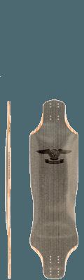 Lush Longboards Slayer Complete Longboard